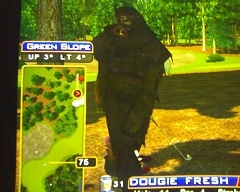 Golden Tee tips tricks hints shortcuts golf game 2007 2008 2009 live arcade pictures animals bigfoot