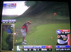 Golden Tee tips tricks hints shortcuts golf game 2007 2008 2009 live arcade courses bonnie moor