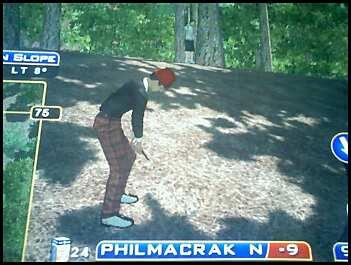 Golden Tee tips tricks hints shortcuts golf game 2007 2008 2009 live arcade pictures animals pisser