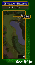 Golden Tee tips tricks hints shortcuts golf game 2007 2008 2009 live arcade courses holes misty springs 18